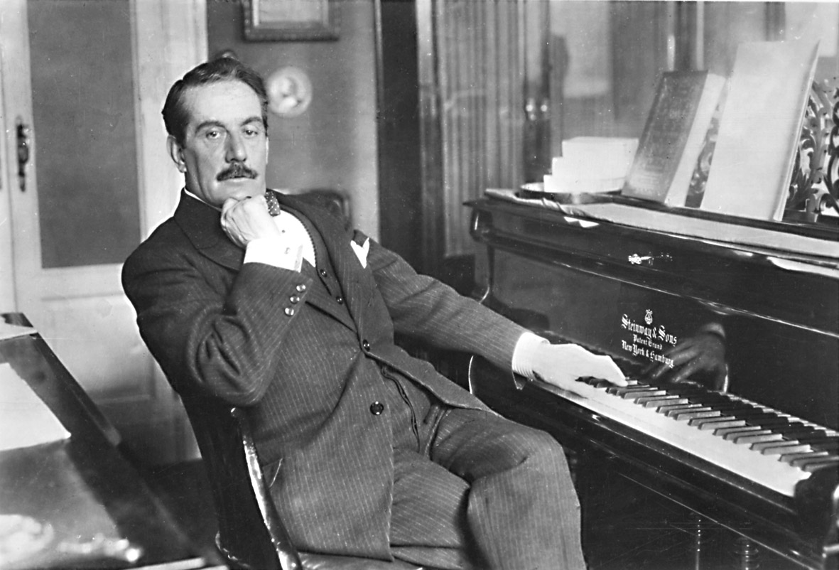 Giacomo Pucini